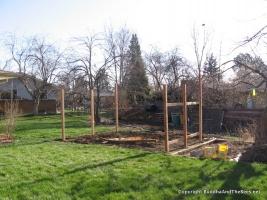 Bee Garden Construction